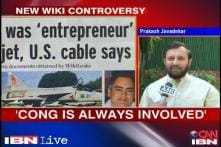 WikiLeaks allegations: Oppn demands answers from Cong