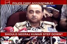 Delhi minor rape: Clamour grows for police chief's resignation