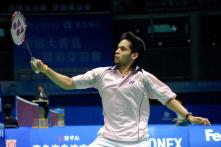 Kashyap, Sindhu in 2nd round of Badminton Asia Championship