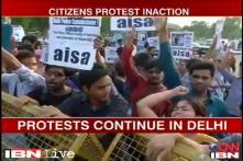 Delhi: Anti-rape protests undeterred by prohibitory orders