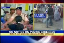 SC slams Delhi Police, UP Chief Secy for crackdown on protesters