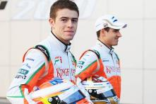 We're content with season so far: Force India drivers