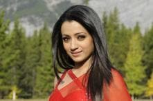 Trisha Krishnan signs Tamil films after two years