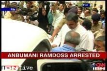 Hate speech: Ex-union health minister Ramadoss arrested