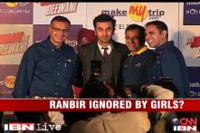 Girls didn't pay me attention, says Ranbir Kapoor