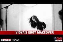Vidya Balan gets an edgy makeover