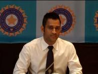 Your eminence - the Indian cricket captain