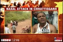 Naxals told Karma he will not be able to escape this time