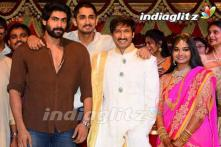 Telugu actor Gopichand ties a knot with Reshma