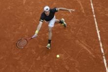 Haas moves into third round at French Open