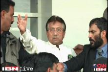 Pak: Court extends Musharraf's remand by 14 days