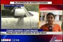Naxal attack: Cong leader VC Shukla still critical