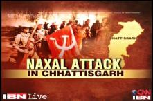 Naxal attack: Impose President's rule in C'garh, says Cong