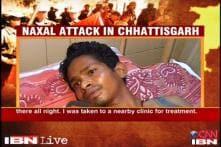 Chhattisgarh Naxal attack: Won't quit, says injured security personnel
