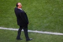 Benitez joins Napoli after leaving Chelsea