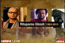 The legacy of Rituparno Ghosh