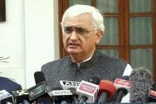 Modi must not talk on issues he has little knowledge of: Khurshid