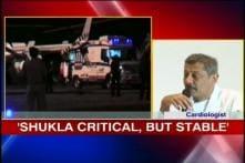 Chhattisgarh Naxal attack: VC Shukla critical but stable