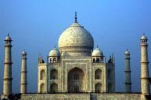 Taj Mahal ranked third among top landmarks in the world