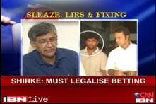 Legalise cricket betting in India: Former BCCI treasurer Ajay Shirke
