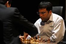 Anand draws with Mamedyarov in round seven of Tal Memorial