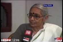 Aruna Roy denies remarks about differences between PM, Sonia