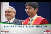 Back injury forces Abhinav Bindra to take a break