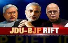 BJP intensifies appeasement efforts as threat of split with JD(U) looms