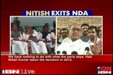Had JD(U) taken the decision in 2010, BJP wouldn't have got that many seats in Bihar: Digvijaya