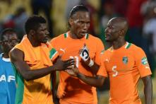 Ivory Coast close in on WC; SA, Ghana in danger