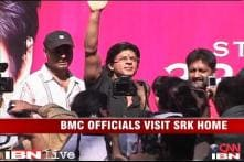 Bolly Buzz: BMC official visit SRK's home over surrogacy controversy