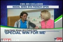 French Open victory very special: Rafa Nadal