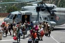 HP: Rescue operation suspended after chopper snags