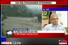 Press release of ITBP on Kedarnath rescue operation