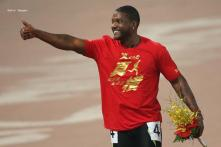 Justin Gatlin wins Diamond League sprint in Eugene