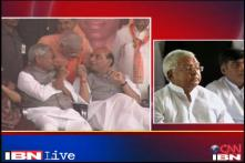 Nitish Kumar is nobody's friend: Lalu Prasad
