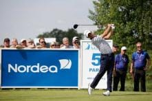 Manassero nears 2nd straight win on European Tour