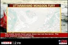 Uttarakhand floods: Aerial survey shows extent of damage