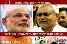 BJP to head to 2014 polls without JD(U) as alliance splits over Modi