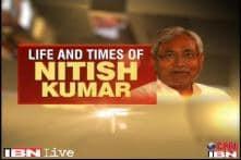 Life and times of Nitish Kumar