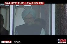 PM in J&K, condemns Army convoy attack