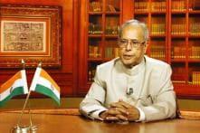 President Pranab Mukherjee condoles VC Shukla's demise