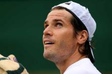 Tommy Haas back in Wimbledon 3rd round at age 35