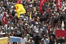 Turkey: Thousands protest demonstrator's death in Istanbul