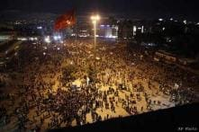 Turkish government offers apology as protests continue