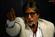 Amitabh Bachchan gets defensive about the 'running around trees' concept