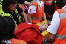 Australian woman gored at Spain bull run in 'very serious' condition