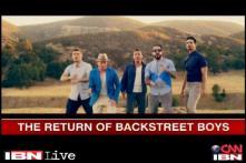 Watch: 'Backstreet Boys' to release their 8th album