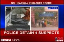 Are the Gaya blasts becoming yet another terror attack where the trail is running cold?
