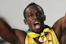 Bolt races to year's fastest 200 metres time